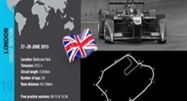 Campionato FIA di Formula E-Prix Londra, finale ricca di suspense