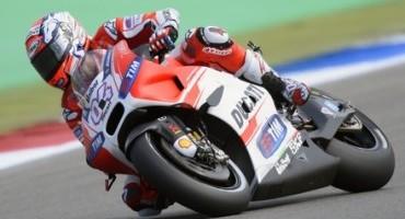 MotoGP, tracciato di Assen: Iannone quarto e Dovizioso settimo al termine della prima giornata di prove libere