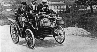 Era il lontano1895 e il Leone scendeva in gara…