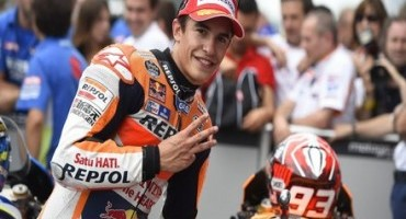Moto GP, front row start for Marquez with Pedrosa 4th in closely contested qualifying