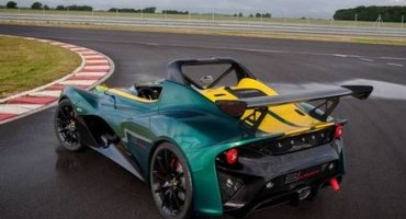 The all new Lotus 3-Eleven