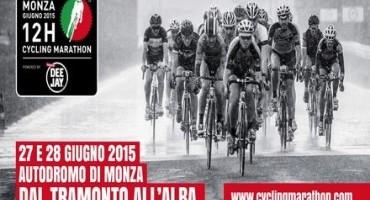 12H Cycling Marathon in notturna all'Autodromo Nazionale Monza