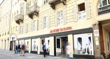 A Torino Robe di Kappa® inaugura il nuovo flagship store ad alta tecnologia