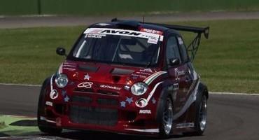 ACI Sport, Italiano Turismo Endurance, a Imola il cinquone Abarth 500 conquista le due pole, alla guida Mario Ferraris e Matteo Milani