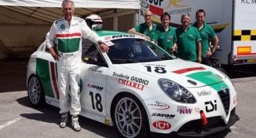 ACI Sport, Italiano Turismo Endurance, Gianni Giudici porta in pista la Giulietta Quadrifoglio Verde Super Production