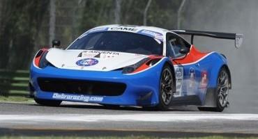 ACI Sport, Italiano Gran Turismo, Frassineti-Beretta (Ferrari 458 Italia) si aggiudicano Gara1 a Imola