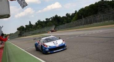 ACI Sport, Italiano Gran Turismo, Imola, nel primo round, Frassineti e Beretta portano alla vittoria la Ferrari 458 Italia del Team Ombra Racing
