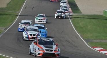 Imola, 4° ACI Racing Weekend 2015, lo spettacolo è appena iniziato
