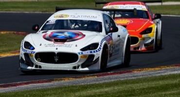 Maserati Trofeo World Series, Road America: in Gara1 Derek Hill vince sul tracciato del  Wisconsin negli Stati Uniti