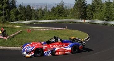 ACI Sport, Italiano Velocità Montagna, ad Ascoli nuovo record di Simone Faggioli che fa sua Gara1 e anche il record