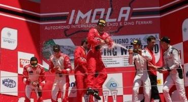 ACI Sport, Italiano Gran Turismo: Imola decreta i vincitori di Gara 2, Lucchini-Venturi in GT3 e Zanardini-Perel in GT Cup