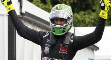 Nelson Piquet Jr. is the first Formula E Champion