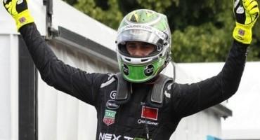 Nelson Piquet Jr. is the first Formula E Champion
