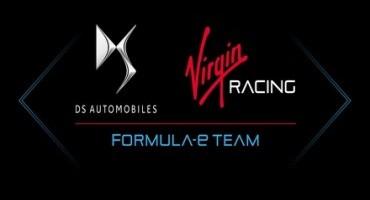 DS e Virgin Racing partner nel campionato Formula E