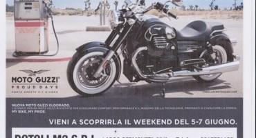 Nuova Moto Guzzi Eldorado, sarà possibile scoprirla nel weekend del 5-7 Giugno