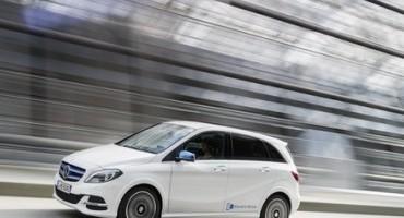 Mercedes-Benz Classe B: ora anche elettrica, a Leasing e a Noleggio a Lungo Termine