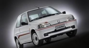 Peugeot 106 Rallye, ben ritrovata!
