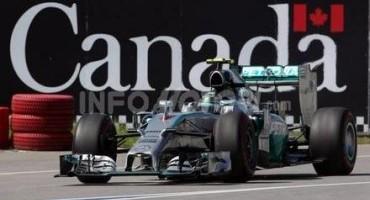 Formula 1 – Gran Premio del Canada: Hamilton si dimostra ancora una volta il più veloce è sua la Pole