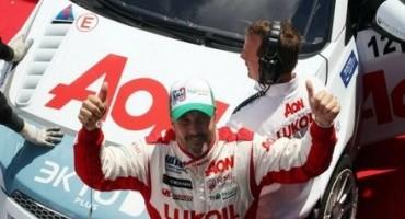 WTCC, Moscow Raceway (Russia), il francese Yvan Muller vince Gara 1