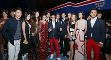 Tommy Hilfiger celebrates 30t anniversary with exclusive fashion show and after party in Beijing