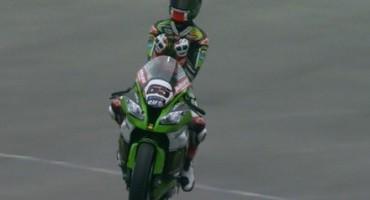 Mondiale Superbike: quarta doppietta stagionale per Jonathan Rea, a Portimao vince entrambe le gare