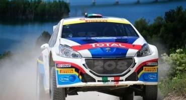 Campionato Italiano Rally: nella tappa italiana del Mondiale WRC ci saranno anche loro, la coppia Andreucci/Andreussi sulla Peugeot 208 T16