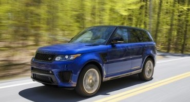 Bilstein and Range Rover Team Up to Create an SUV That Handles the Nurburgring
