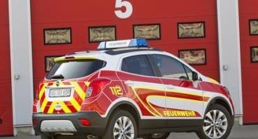 """Opel a Interschutz 2015 (Hannover): con il servizio """"Onstar"""" salvare le vite è possibile"""