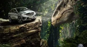 Mercedes-Benz e il cinema