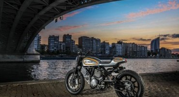 "Scrambler Ducati, sarà presente a ""Wheels and Waves 2015"", dall'11 al 14 giugno"