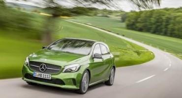 Da Mercedes la nuova Classe A