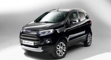 Ford aggiorna la Ecosport, il nuovo SUV compatto e dinamico