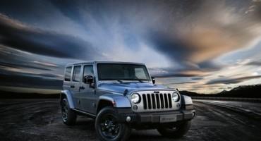 Nuova Jeep Wrangler Black Edition