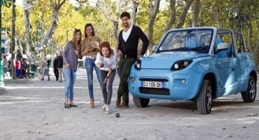 Citroën France distribuirà la Bluesummer, l'auto 100% elettrica del gruppo Bolloré