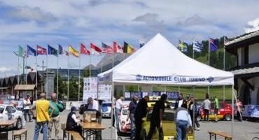 """ACI Sport, Italiano velocità Salita Auto Storiche, in 152 alla 34^ edizione della gara torinese """"Trofeo Avv. Giovanni Agnelli"""""""