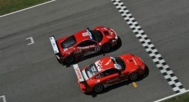 ACI Sport, Italiano Gran Turismo, al Mugello sono Gattuso (Ferrari 458 Italia) e Zonzini (Audi R8 LMS) a conquistare le pole nella classe GT3