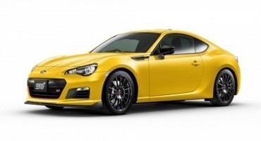 "STI Releases ""Subaru BRZ tS"" in Japan"