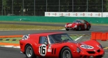 Monza Historic, vittorie Ferrari e Jaguar nella prima giornata di gare