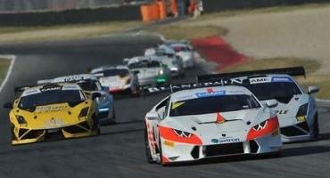 ACI Sport, Italiano Gran Turismo, Manuele Mengozzi vince all'esordio, al Mugello, nella Coppa Lamborghini Huracan