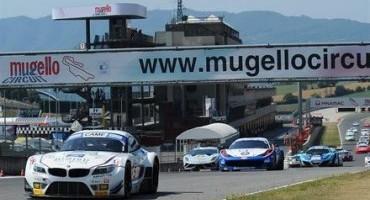 ACI Sport, Italiano Gran Turismo, Mugello, Gara 2 messa a segno da Comandini-Gagliardini (BMW Z4 – ROAL Motorsport) in GT3 e da Passuti_Goldstein (GT Cup)
