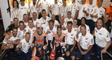 MotoGP, emphatic 1-2 for Repsol Honda in Germany as Marquez makes it six in-a-row with a perfect weekend