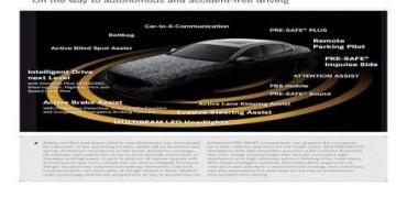 Da Mercedes-Benz un'altro passo avanti Verso una guida autonoma e senza incidenti
