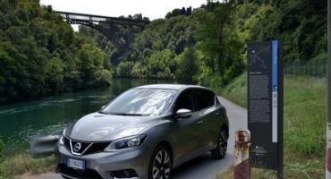 Nissan presenta Pulsar DIG-T 190 Euro 6 con la nuova motorizzazione turbo benzina ad iniezione diretta
