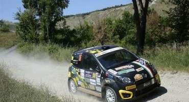 Campionato Italiano Rally, Corinne Federighi, la giovane pilota massese, consolida la leadership in classifica
