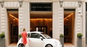 Abarth è partner di Park Hyatt Milano