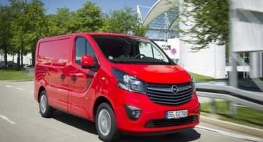 Opel, veicoli commerciali: aumento significativo dei volumi e delle quote di mercato in Europa