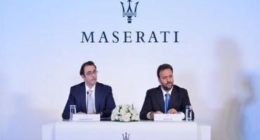 Maserati ritorna sul mercato Indiano