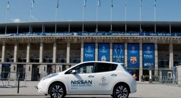 Nissan chiude la prima metà del 2015 come il marchio asiatico più venduto in Europa