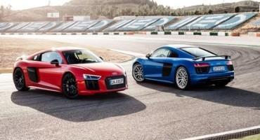 Nuova R8, l'Audi di serie più potente e veloce di tutti i tempi