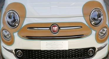 """""""I Defend Gala 2015"""" : a Montecarlo la nuova Fiat 500 va all'asta per una causa nobile"""